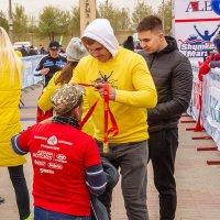 Воля к победе (пробежал 10 км) :: Oleg Sharafutdinov