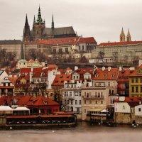 Прага в начале декабря :: Aida10