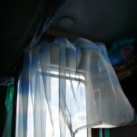 Окна. Окно каюты :: Инна Драбкина