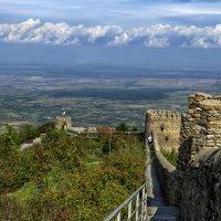 Крепостная стена Сигнахи :: Marina Timoveewa