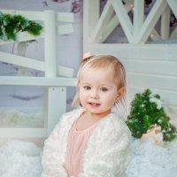 Маленькая леди... :: Оксана Я