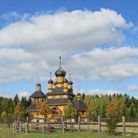 Храм Святого Пророка Иоанна Крестителя в Дудутках, Беларусь :: Tamara *