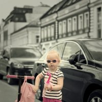 в переулках Москвы :: Kirill Maltsev