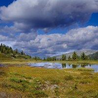Чёртово озеро :: Ричард Петров