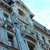 Архитектурный декор Москвы :: Елена