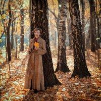 дни золотой осени :: Эльмира Суворова