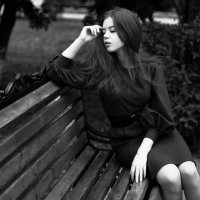 ЧБ :: Елена Пахомычева