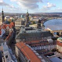 Дрезден с высоты :: Владимир Соколов