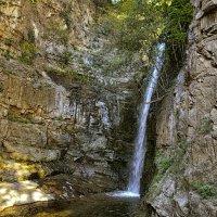 Водопад в Инжирном ущелье в Тбилиси :: Marina Timoveewa