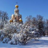 Церковь Покрова в Филях :: Владимир Соколов