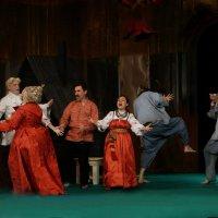 Театр Эрмитаж :: Григорий Кучушев