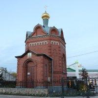 Часовня на Любинском проспекте :: Вячеслав & Алёна Макаренины