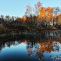 Осеннее отражение :: Igor Yakovlev