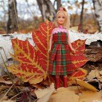 Осень может стать теплее лета, коль душа в любовь одета! :: Андрей Заломленков
