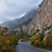 Осень в горах :: Ольга Голубева