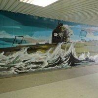 Граффити в переходе :: ivolga