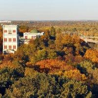Осенний парк над Сожем :: Вадим *
