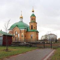 Храм архангела Михаила :: Вячеслав & Алёна Макаренины