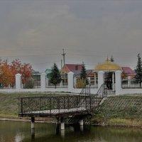 Сельская мечеть. :: венера чуйкова