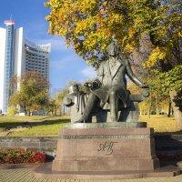 Памятник Пушкину :: Светлана З