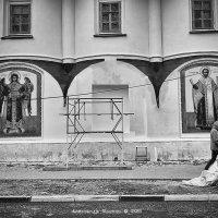 Ярославль. Октябрь. 2018 г. :: Алексадр Мякшин