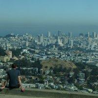 Любуясь г. Сан Франциско... :: Юрий Поляков