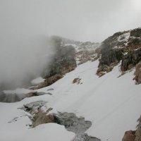Ледник под вершиной Фишт :: Ветер Странствий.орг