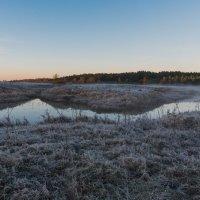 Утро на речке Буянке. :: Виктор Евстратов