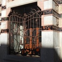 Ворота церкви Сант Рома :: Natalia Harries