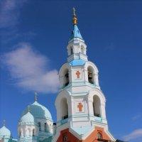 Небесного цвета купола :: Дмитрий Солоненко
