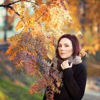 Осень.  Аннушка. :: Alex Lipchansky