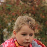 Осень! Ты на грусть мою похожа, осень! :: Александр