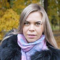 осенний портрет :: Марина Алексеева