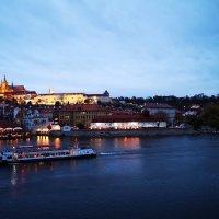 Вечерняя Прага :: Инга Энгель