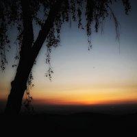 Встреча с закатом :: Олеся Иванова