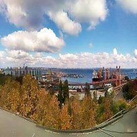 почти достал до облаков... :: Александр Корчемный