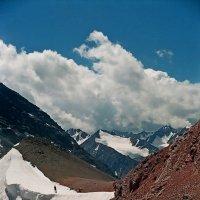 ПУТЕШЕСТВИЕ, перевал 3860м. :: Виктор Осипчук