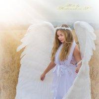 Нежный ангел :: Натаья Макаренкова