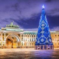 Новогодняя ель :: Юлия Батурина