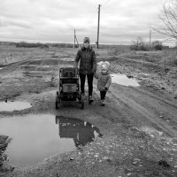 По деревенским улочкам 1 :: Светлана Рябова-Шатунова