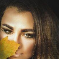 осень, автопортрет :: Anna Schmidt