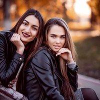 Вика и Алена :: Алена Карташова