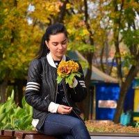 Осенний портрет :: Татьяна Евдокимова