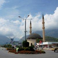 Хузур Ками самая большая и красивая мечеть Кемера :: Наталья Т