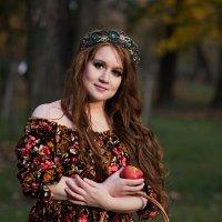 Яблочное настроение :: Алексей Корнеев