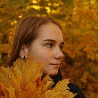Девушка-Октябрь2 :: esadesign Егерев