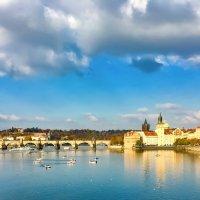 Осень в Праге :: Eldar Baykiev