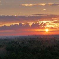"""""""Когда красивее закат , утром или вечером ?"""" из ЕГЭ  ;-) :: Alexey YakovLev"""