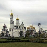 Московский Кремль. :: Yuri Chudnovetz