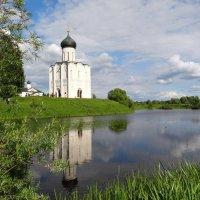 Храм Покрова-на Нерли :: Ирина